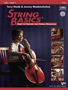 String Basic Cello Book 1