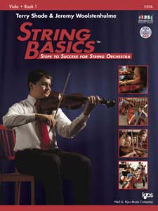 String Basics  Viola Book 1