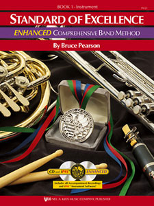 Standard of Excellence Book 1 (Bass Clef)