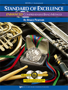 Standard of Excellence Book 2 (Bass Clef)