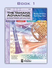 Yamaha Advantage Book 1