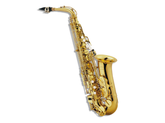 Jupiter Student Alto Saxophone with Selmer C* Mouthpiece