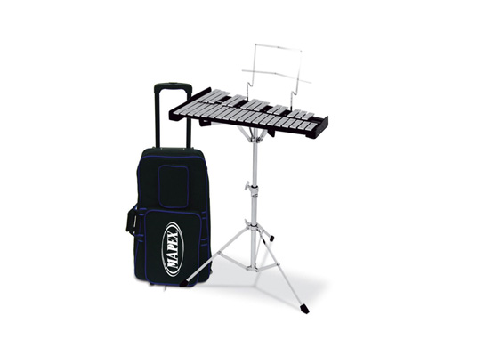 Mapex Bell Kit with Roller Bag